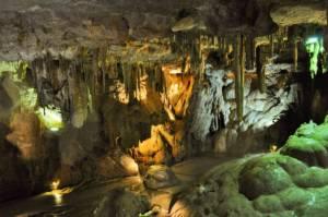 Caves a bats habitat